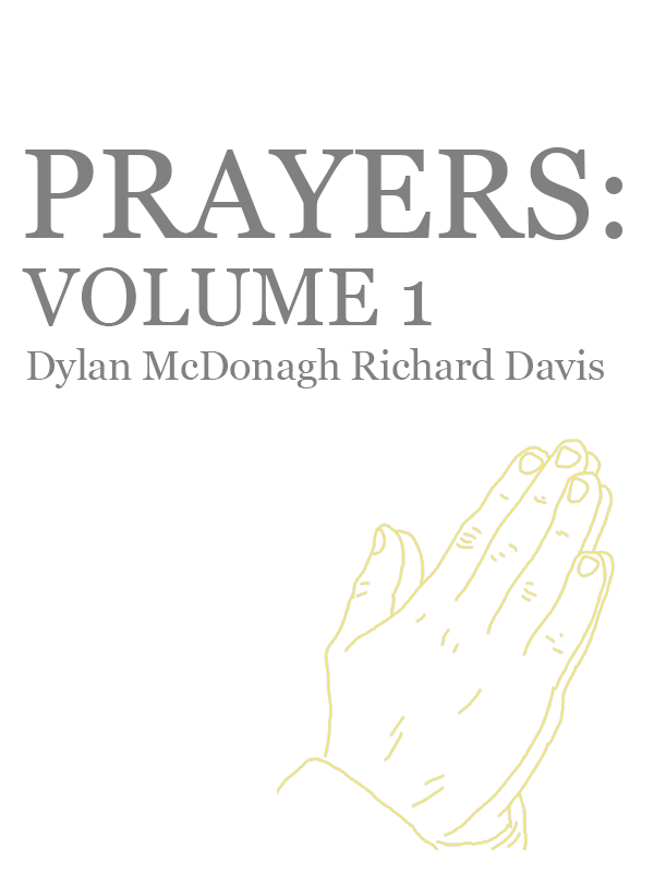 Prayers Cover(Option-1)